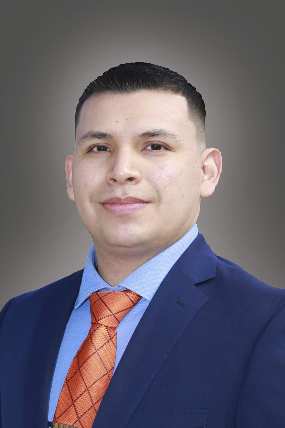 Jose Ontiveros, Pharmacy student