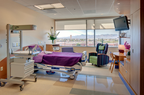 Labor & Delivery Rooms