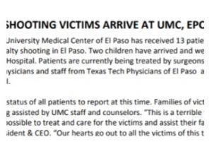 UMC - El Paso | University Medical Center of El Paso | Welcome