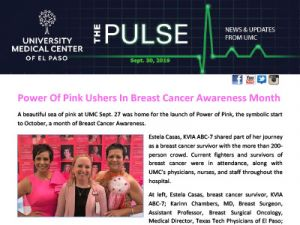 The Pulse: September 30