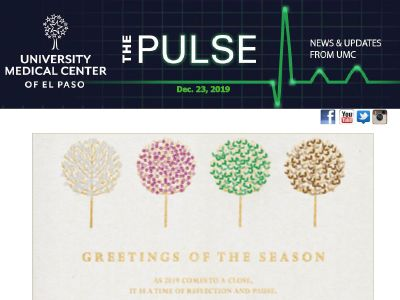 The Pulse: December 23