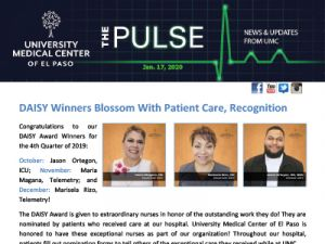 The Pulse: January 17