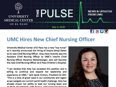 The Pulse: July 1